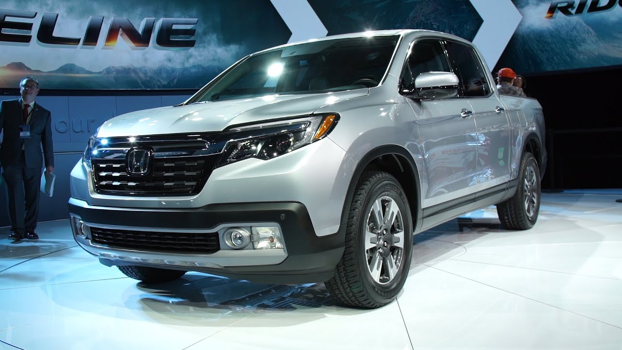honda tries again with ridgeline pickup consumer reports youtube. Black Bedroom Furniture Sets. Home Design Ideas
