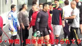 永田年明・引退レース・2016京王閣