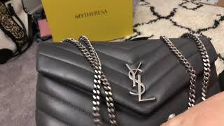 Unboxing YSL LouLou Bag from MyTheresa