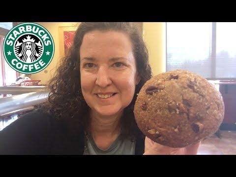 Starbucks Maple Pecan Muffin (New) Review