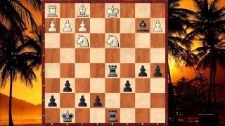 Bobby Fischer vs Donald Byrne : la partie du siècle dernier!