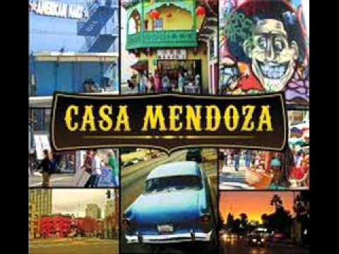Marco Mendoza - Living for the city - From the album Casa Mendoza
