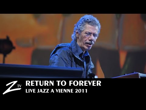Return to Forever - School Days - LIVE