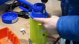 Как разобрать двигатель бочкового насоса(Порядок разборки и обратной сборки двигателя бочкового насоса JP. Из видео Вы узнаете, как правильно замени..., 2014-12-12T08:44:39.000Z)