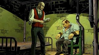 Bluebeard and Wolf Interrogate Tweedle Dee (Wolf Among Us   Telltale Games Story   Fables)