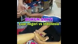 Download Video Sama Sama Sakti !! Dukun Sakti Luar Negeri VS Dukun Sakti Indonesia. MP3 3GP MP4