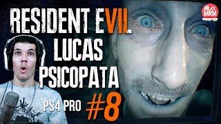 resident evil 7 8 jogo sdico do lucas e dedo de manequim gameplay em pt br ps4 pro
