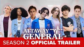 ATTAWAY GENERAL S2 | Official Trailer | Brat TV