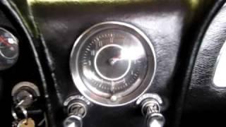 1964 Corvette start and stop
