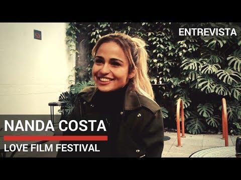 Entrevista com Nanda Costa (Love Film Festival)