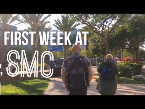 First week at SMC