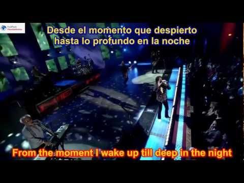 Waiting For A Girl Like You  HD Subtitulado en Ingles y Español Lyrics Sub