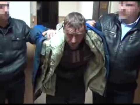 Задержание Евгения Марушко, убийцы семьи на Кубани