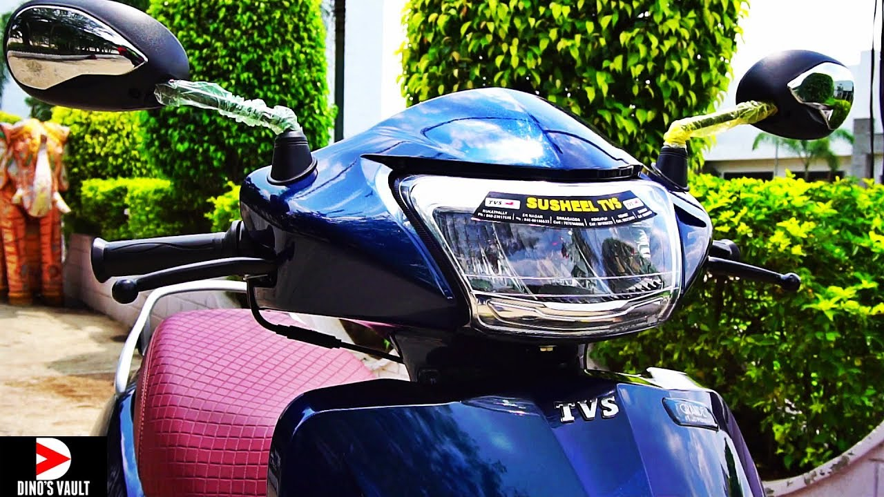 Tvs Jupiter Grande First Ride Review Pros Cons Whats New