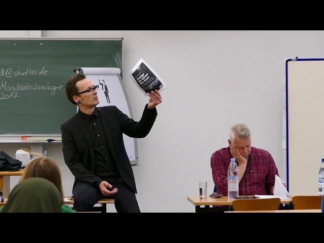 Gastreferat an der Hochschule Niederrhein // Sozialwesen Teil 1/3 21.11.2017