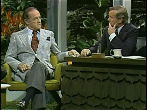 Bob Hope Carson Tonight Show 1974