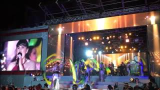 TribalDiva Belly Dance Company at 2016 Coca-Cola Christmas in the Park