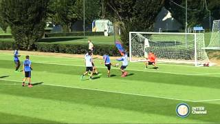 ALLENAMENTO INTER REAL AUDIO 21 09 2015