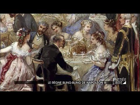 Le règne bling-bling de Napoléon III