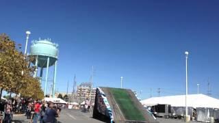 2012 Ocean City Bike Week - Motocross Dirt Bike Jumping Gone Wild!!!