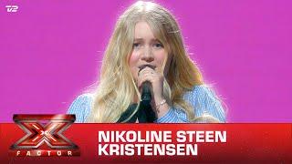 Nikoline Steen Kristensen synger 'Vi Er Ikke Kønne Nok' – Katinka (Liveshow 1)   X Factor 2021