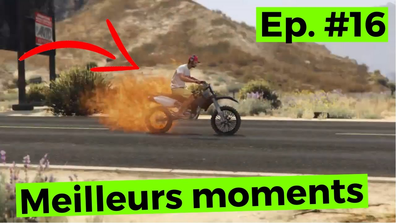 😂 Le BEST-OF de la communauté sur GTA Online - Episode 16