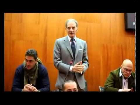 Intervista a Gianni Lettieri - Consiglio Comunale Napoli