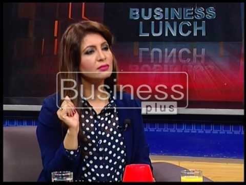 Business Lunch with Host Mahnoor Ali (24, May 2016)