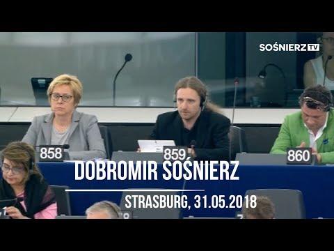 Dobromir Sośnierz: Tajani musi odejść! JKM wygrywa z PE.