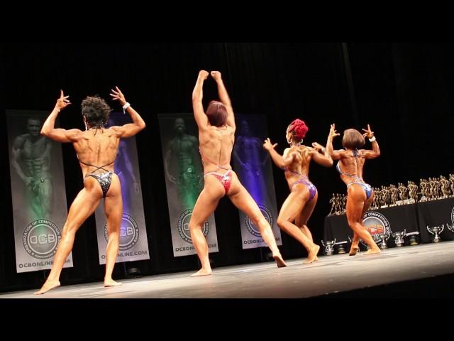 OCB Atlantic Supershow Womens Physique Novice