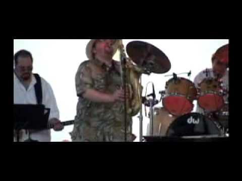 Ed Calle Sax Sunfest , USA