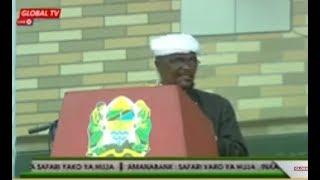 Alichokisema Mufti Mkuu Mbele ya MAGUFULI Kwenye Mashindano ya Quraan