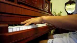 Pokemon - Dialga/Palkia battle music on Piano