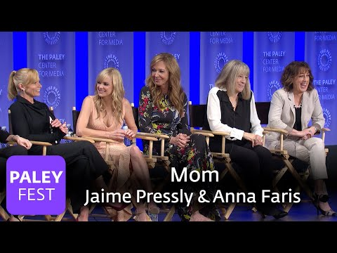 Mom  The Cast Talks About Allison Janney's Oscar Win and the Supportive Atmosphere on the