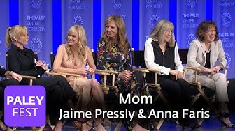 Mom - The Cast Talks About Allison Janney's Oscar Win and the Supportive Atmosphere on the Show