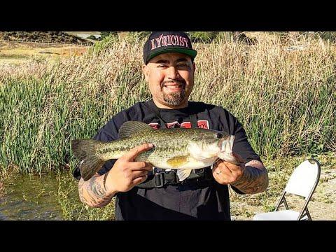 Calero Reservoir Fishing Largemouth Bass
