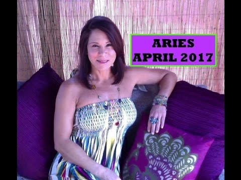 ARIES APRIL 2017 TAROT READING Back to Being the EMPEROR
