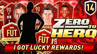 FIFA 20 ZERO TO HERO - FUT CHAMPIONS REWARDS!!