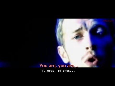 Coldplay - Clocks [Lyrics y Subtitulos en Español] Video Official