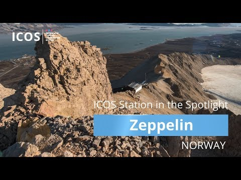 #ICOScapes - Zeppelin Observatory (Svalbard)
