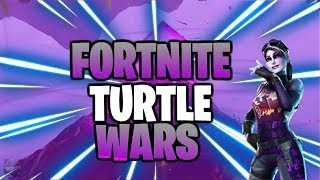 LETS GET 16 PEOPLE PLAYING TURTLE WARS AT ONCE! (Fortnite Battle Royale)