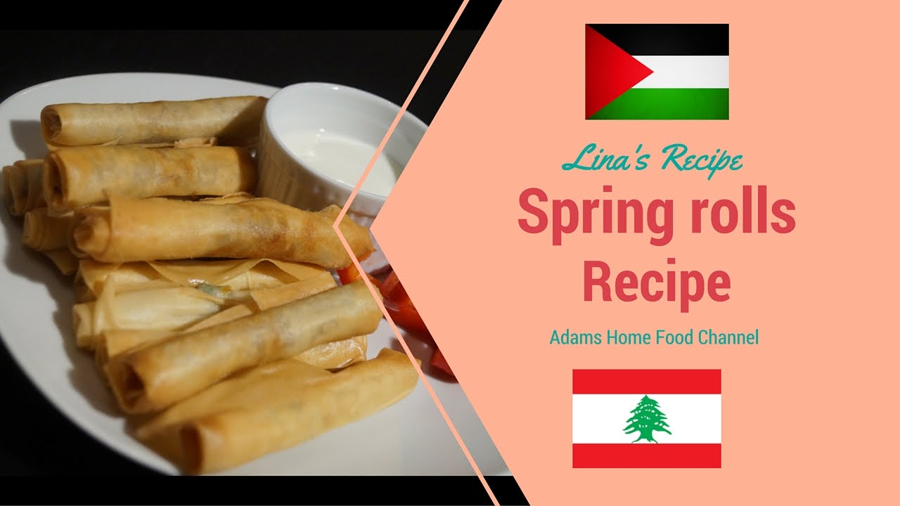 Arabic food recipesbest spring rolls food travel arabic food recipesbest spring rolls food travel forumfinder Gallery