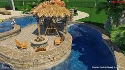 Lazy River Pool Project / Premier Pools & Spas / Scott Walk Design