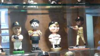 Free Sf Giants Bobbleheads