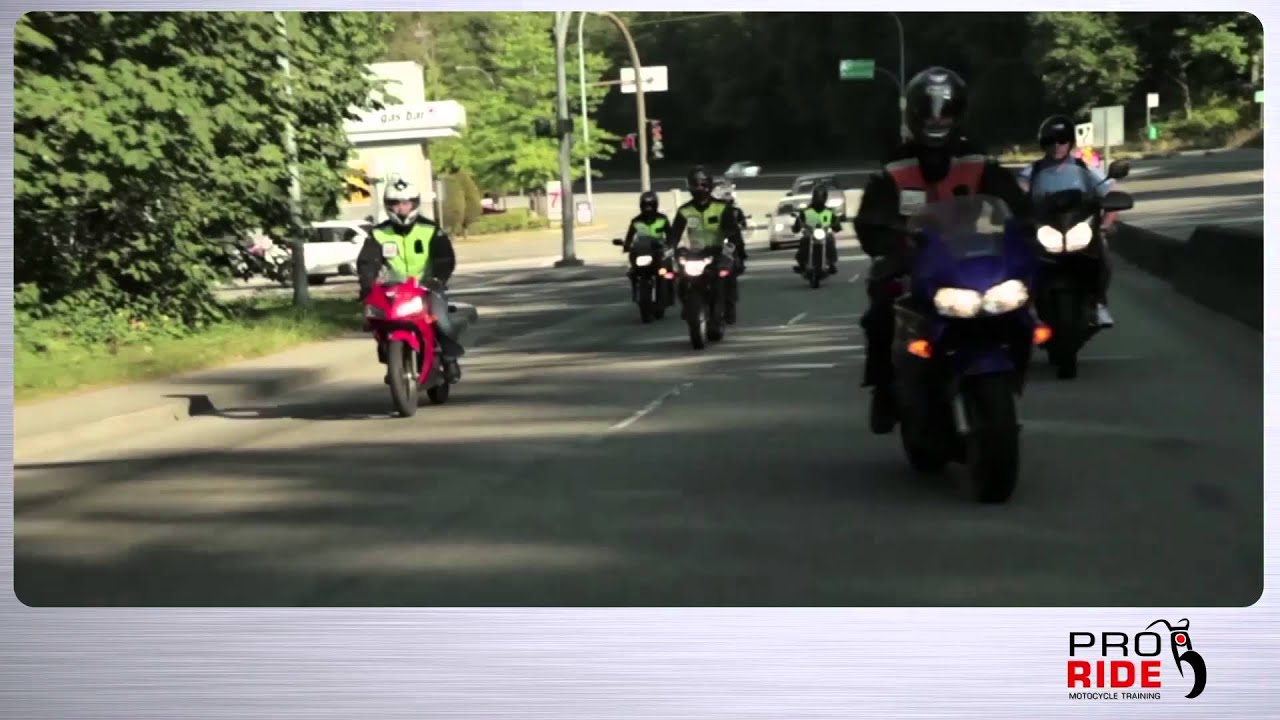 Motorcycle Parking – Do's & Don'ts – ProRIDE Motorcycle Training