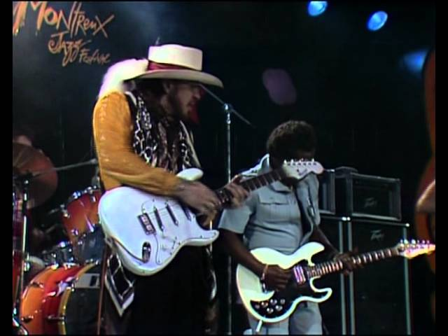Stevie Ray Vaughan Tin Pan Alley (with Johnny Copeland)
