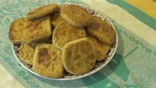 Кулинарный Техникум. Урок №6: печенье Сабле Бретон