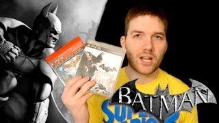 Batman: Arkham Asylum & City - Game Review by Chris Stuckmann