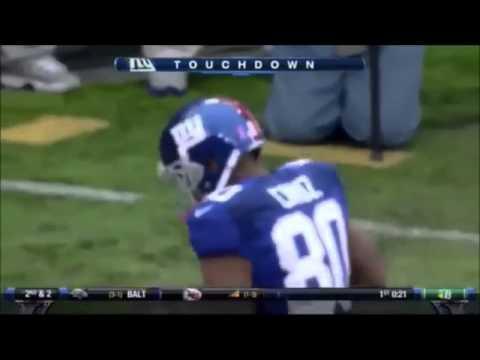Victor Cruz 2011-2012 season highlights. GO BIG BLUE!!