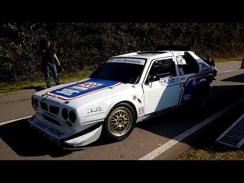 Slalom Meisterschaft 2017 - Hintere Höfe Freiamt *Bruno Ianniello - 760 PS Lancia Delta S4 Onride*